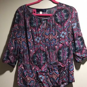 Tops - Paisley blouse